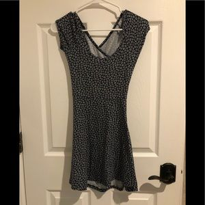Brandy Melville Floral Dress One Size